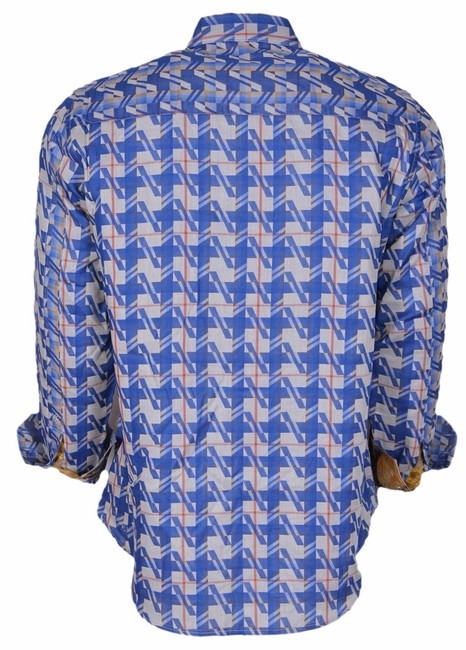 Robert Graham Shirt Shirt Men's Shirt Button Down Shirt Multi-Color