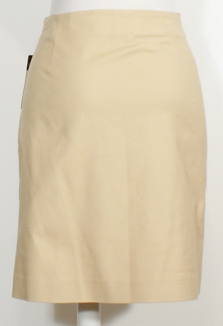 Lauren Ralph Lauren Mini Skirt Tan