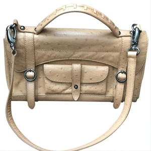 Via Spiga Satchel in tan