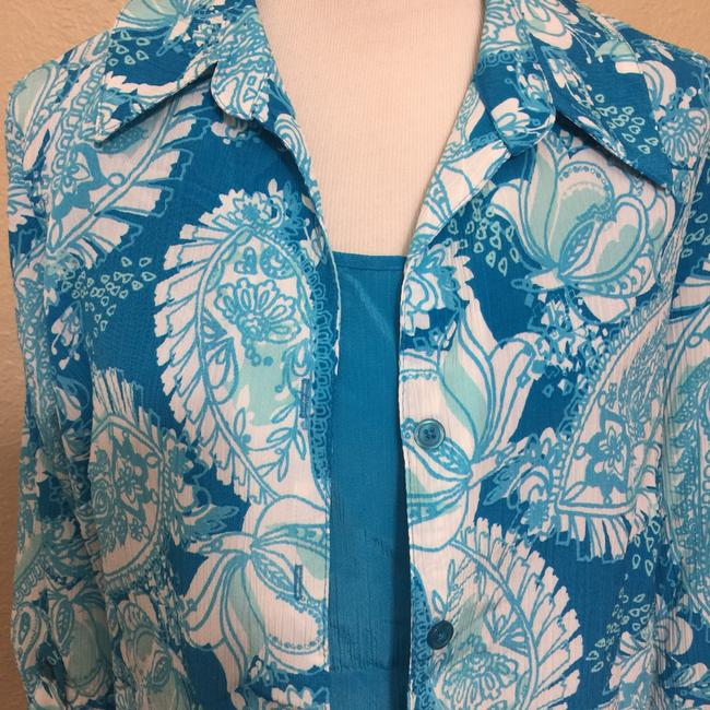 Other Top turquoise blue