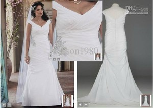 David's Bridal 9wg3473 Wedding Dress