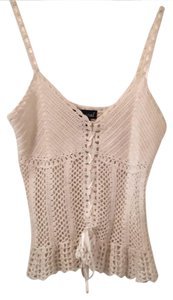 Wet Seal Top ivory