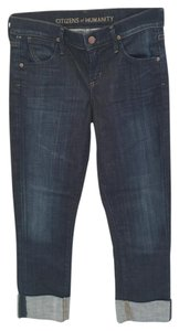 Citizens of Humanity Capri Cropped Capri/Cropped Denim