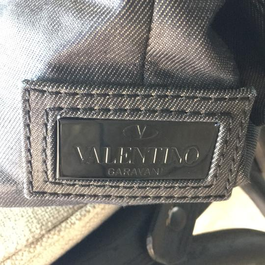 Valentino Tote in Denim blue