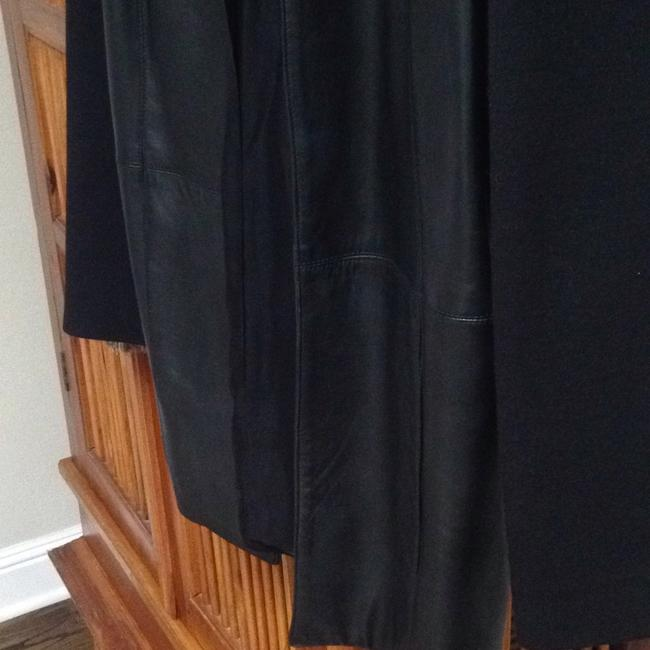 The Works , Saks Fifth Avenue Leather Jacket