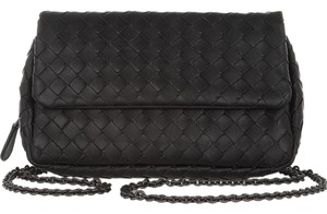 Bottega Veneta Mini Messenger Nappa Shoulder Bag