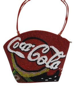 Coca-Cola Satchel in Red