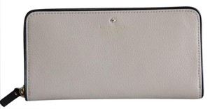 Kate Spade Kate Spade New York Cobble HIll Lacey Leather Wallet Clocktower/Black