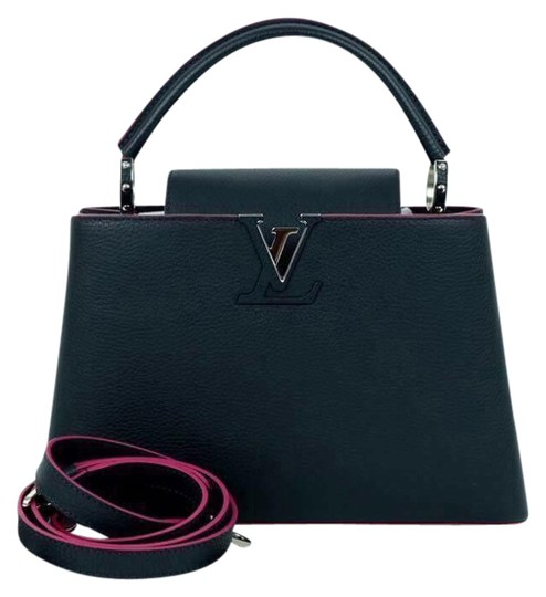 Preload https://img-static.tradesy.com/item/20820019/louis-vuitton-capucines-pm-taurillon-leather-satchel-0-2-540-540.jpg