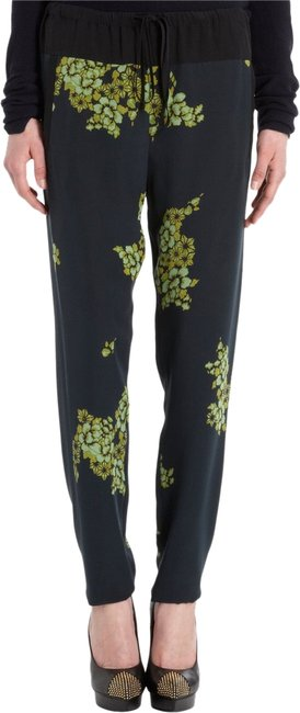 Preload https://img-static.tradesy.com/item/2082004/alc-green-womens-alac-silk-drawstring-large-floral-relaxed-fit-pants-size-12-l-32-33-0-0-650-650.jpg