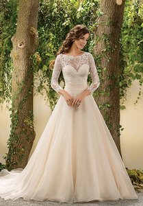 A Line Wedding Dresses  The Knot