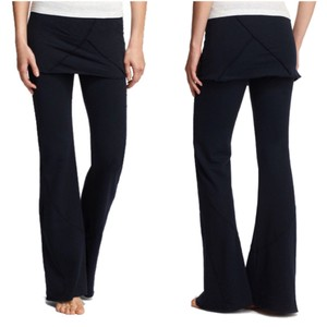 Anthropologie Flare Pants navy