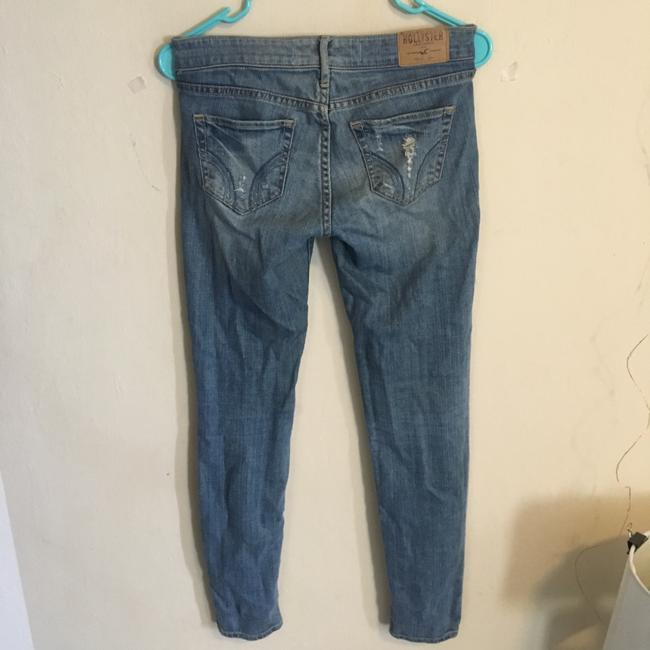 Hollister Skinny Jeans-Distressed