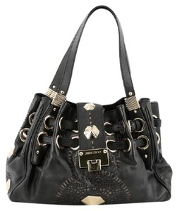 Jimmy Choo Hobo Leather Tote