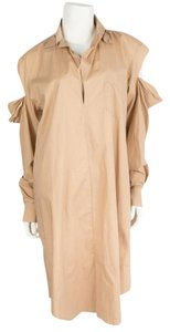 Nancy Stella Soto short dress Tan on Tradesy