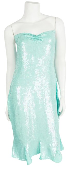 Preload https://item2.tradesy.com/images/badgley-mischka-blue-light-fully-sequined-spaghetti-strap-mid-length-cocktail-dress-size-10-m-20820281-0-1.jpg?width=400&height=650