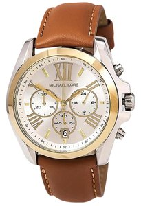 Michael Kors Michael Kors Women's MK5629 Bradshaw Brown Watch