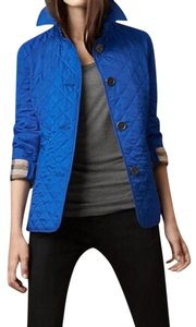 Burberry Copford Diamond Quilted Military Jacket