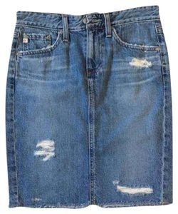 AG Adriano Goldschmied Skirt Jean