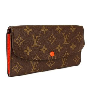 Louis Vuitton Auth Emillie Wallet with Dustbag
