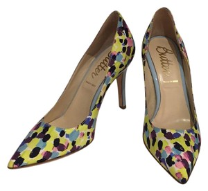 Butter Liberty Abstract Pumps