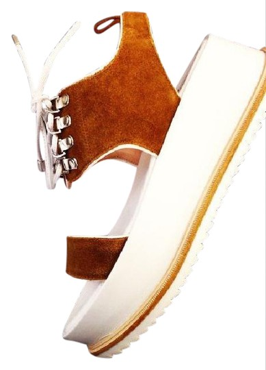 Matisse Leather Suede Edgy Suede Vintage Fawn Platforms