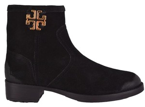 Tory Burch Ankle Short Black Boots