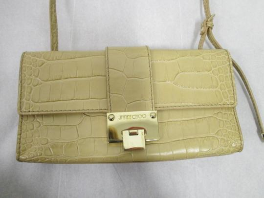 Jimmy Choo Handbag Leather Italy Shoulder Bag
