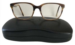 Ray-Ban RAY-BAN RB 5340F 5542 BROWN EYEGLASSES AUTHENTIC FRAME