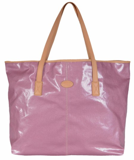 Preload https://item3.tradesy.com/images/tod-s-new-women-s-toujours-shopping-media-purse-pink-coated-canvas-and-leather-tote-20821082-0-0.jpg?width=440&height=440