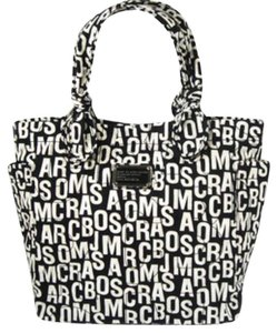 Marc Jacobs Tote in Black & White