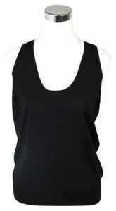 Bottega Veneta Womens Tank Top Black