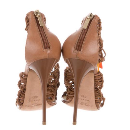 Jimmy Choo Beige Sandals