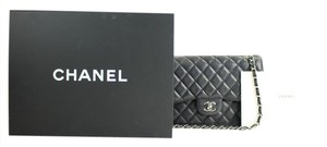 Chanel Jumbo Flap Double Flap Shw Maxi Caviar Flap Shoulder Bag