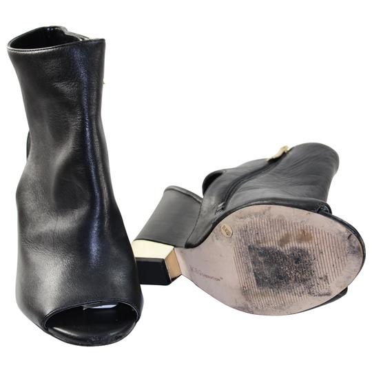 BCBGeneration Heel Leather Pre-owned Black Boots