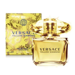 Versace VERSACE YELLOW DIAMOND by VERCACE EDT Spray for Women ~ 3.0 oz / 90 ml