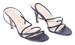 Other New York Transit High Heel Open Toe Black Sandals