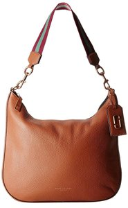 Marc Jacobs Gotham Tote Vino Multi Crossbody Strap Leather Shoulder Bag