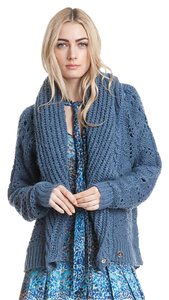 Plenty by Tracy Reese Sweater Chunky Cardigan