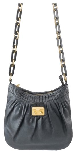 a7411035bd7 Marc by Marc Jacobs Pretty Nappa Sia' Hematite (Pewter Grey) Leather ...