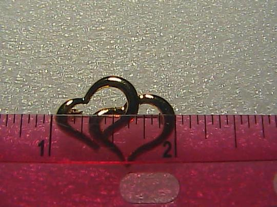 Other Coro Double Heart Brooch