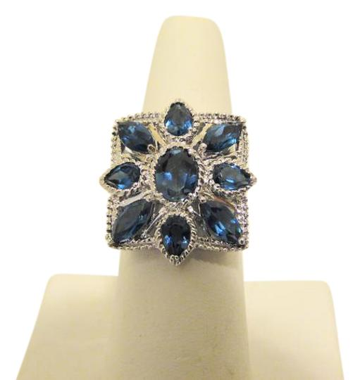 Preload https://item1.tradesy.com/images/colleen-lopez-925-575ctw-bursting-bud-london-blue-topaz-9-ring-20821625-0-1.jpg?width=440&height=440
