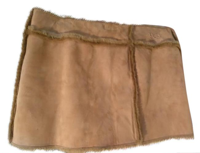 UGG Australia Mini Skirt Golden brown