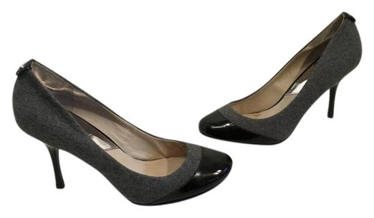 Preload https://item5.tradesy.com/images/michael-michael-kors-make-an-offer-gray-flannel-and-black-leather-leather-lining-cap-toe-pumps-size--20822399-0-1.jpg?width=440&height=440