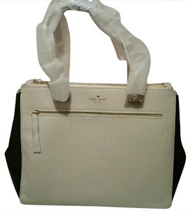 Kate Spade Pebble Leather Pxru5849 Large Colorblock Shoulder Bag