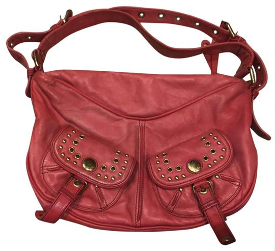 Preload https://item5.tradesy.com/images/marc-jacobs-pink-leather-hobo-bag-20822619-0-1.jpg?width=440&height=440
