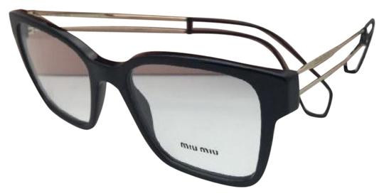 Preload https://img-static.tradesy.com/item/20822647/miu-miu-new-vmu-02p-1ab-1o1-51-18-145-black-frames-with-gold-temples-and-sunglasses-0-1-540-540.jpg