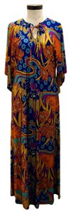 Multi Maxi Dress by Other Kaftan Maxi Vintage Floral
