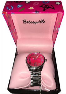 Betsey Johnson Brand New in the Box Betsy Johnson Watch