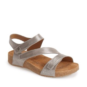 Josef Seibel silver Sandals